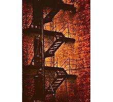 City Escape Photographic Print