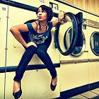 Laundry Day by Minie Gonzalez