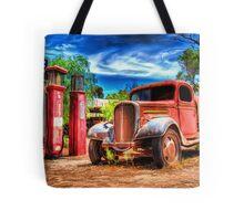 Yesteryear's Garage Tote Bag