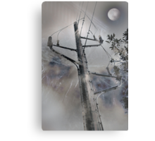 The Problem with Communication...  Metal Print