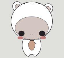 cute bear by Ania Tomicka