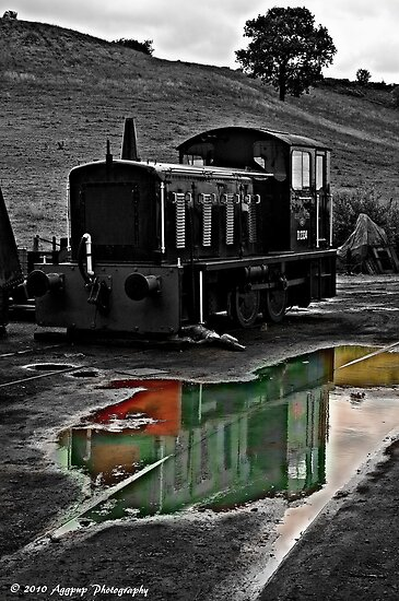 Reflections Of A Shunter by David J Knight