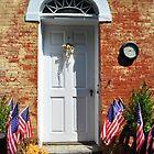 Doors of Wickford Rhode Island  by Shelby  Stalnaker Bortone