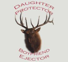 Daughter Protector by William C. Gladish