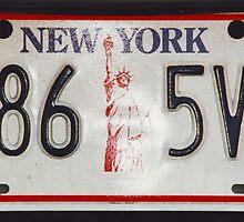 New York Souvenir by bubblehex08