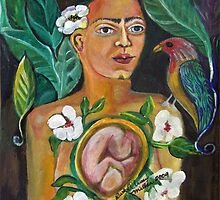 FRIDA's BABY by Ruth Olivar Millan by Ruth OLIVAR MILLAN