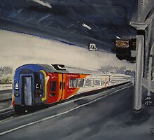 Class 159 Bristol Temple Meads by Carole Robins