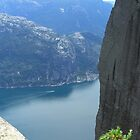 Prekestolen by Annbjrg  Nss