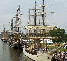 Tall Ships Festival by Davidlphoto