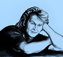 Patrick Swayze : just taking a break by Margaret Sanderson