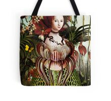 Miss Eve Tote Bag