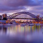 Lavender Lavender  bay by donnnnnny