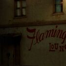 Flamingo Lounge (northside entrance) by field9