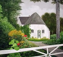 COTTAGE IN THE GARDEN by PRIYADARSHI GAUTAM