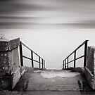 Surreal Saltburn steps by GlennC