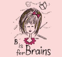 B is for Brains by PlanBee