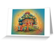 Gnome Babies Greeting Card