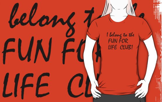 Fun for Life Club 1 by LifeisDelicious