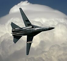 RAAF F-111 - The End Nears by stevealder