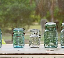 THE PANTRY JARS by FSULADY