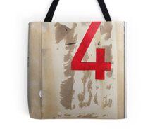 4 Tote Bag
