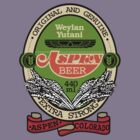 Aspen Beer - ALIEN - Nostromo's Drink Of Choice by chachi-mofo