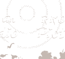 RKO Picture Show - Tower/Logo Sticker