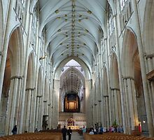 The Nave by Robert Gipson