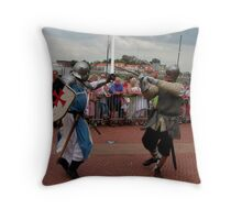 Ridders van de IJssel battle 2010 Throw Pillow