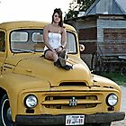 Country Girl-Texas Style by jujubean