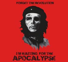 Forget The Revolution by designpickles