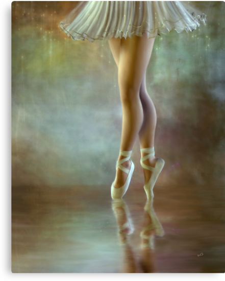 Ballerina  by AnaCBStudio