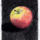 Apple - Red Delicious by Michelle De Salis