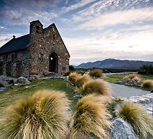 The Church of the Good Shepherd by Thomas Young