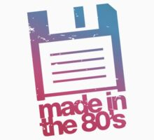 Made in the eighties - pink by buud