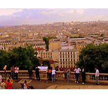 Parisian Views! Photographic Print