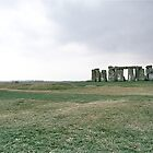 Stonehenge by David Davies