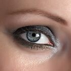 Beauty woman eye by chukephoto