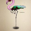 Flymingo by Chris Harrendence