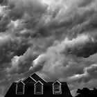 when clouds get angry by kasparh