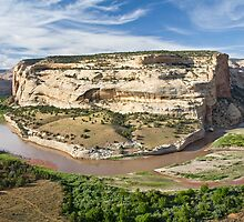 Yampa River - Castle Park by Kim Barton