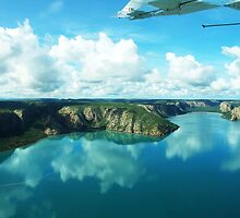 A wonderful view of the Buccaneer Archipelago by georgieboy98