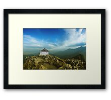The Heaven on The Earth#2 Framed Print