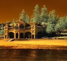 Indiana Tea House #2, Cottesloe Beach, Perth WA by BigAndRed
