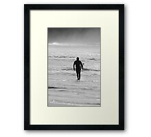 The Endless Winter Framed Print