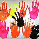 MANY HANDS MAKE LIGHT WORK by donnah72