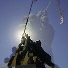 Iwo Jima Memorial - Arlington Virginia by Matsumoto