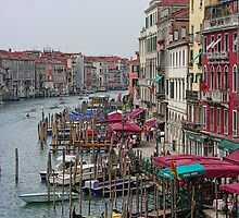 The Colours of Venice by Lynne Morris