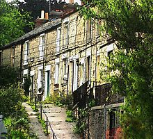 Stokes Croft in Frome by johnslipimages