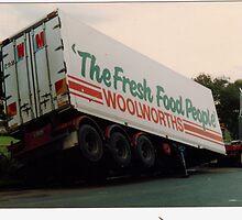 Ooops. Rockhampton Queensland 1991 by Gryphonn